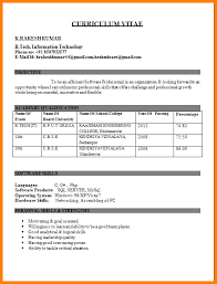 Area Of Interest In Computer Science In Resume Collection Of Solutions Sample Resume For Freshers Engineers