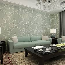 green wallpaper home decor appealing wallpaper living room green pictures simple design home