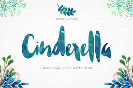 cinderella writing paper cinderella by bonjourtype font bundles cinderella example image 1