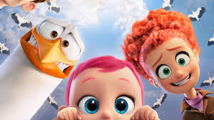 storks best animation movies of 2016 3d toy and sculpture