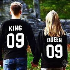 couples hoodies couples sweaters king and queen sweatshirts
