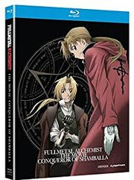 Blind Alchemist Amazon Com Fullmetal Alchemist Brotherhood Ova Collection Blu