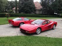1989 testarossa for sale testarossa for sale hemmings motor
