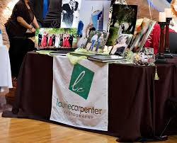 Logo Table Cloth by Corporate Trade Show Banners Table Runners Exclusive Elements