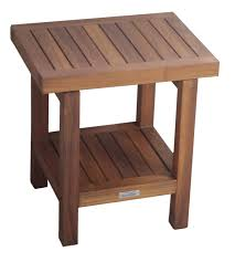 Bath And Shower Seats Teak Shower Chairs And Benches Home Chair Designs