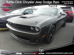 Dodge Challenger Automatic - dodge challenger in irvine ca tuttle click chrysler jeep dodge