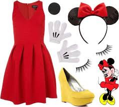 Halloween Costumes Minnie Mouse 25 Minnie Mouse Halloween Costume Ideas