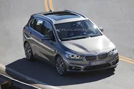bmw van coming soon bmw 2 series active tourer clublexus lexus forum
