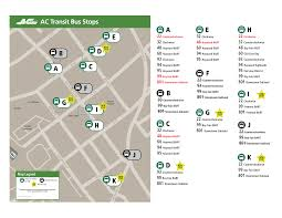 Bart Map And Schedule by Bus Stop And Route Changes In Downtown Hayward Ac Transit