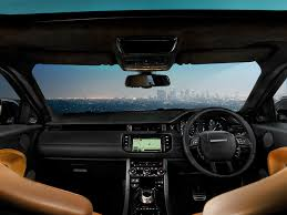 evoque land rover interior land rover range rover evoque 1st generation