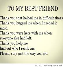 message best friend thefunnyplace
