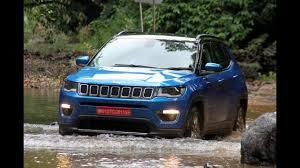 jeep water new jeep compass test off road 4x4 water hill slush