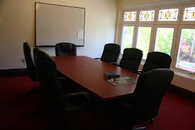 Small Conference Room Design Madrona Commons