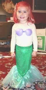Mermaid Halloween Costume Awesome Diy Mermaid Halloween Costumes Ariel Daddy