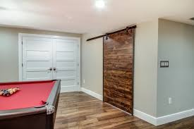 Barn Style Interior Design Barn Style Sliding Passage Doors Design Build Pros