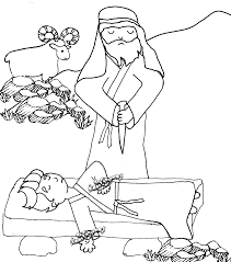 abraham bible coloring pages abraham bible story