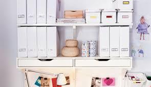 rangements de bureau rangement bureau ikea cuisine en image