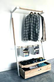 diy clothing storage bedroom clothes storage bedroom without closet storage ideas