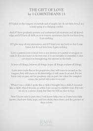 1 corinthians 13 wedding best 25 corinthians 13 ideas on 1 corinthians 13