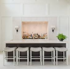 contemporary laundry hamper omaha shabby chic bar basement transitional with counter stools
