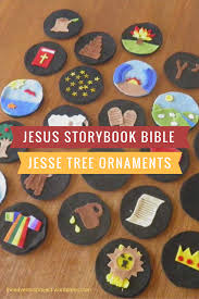 jesus storybook bible ornaments the advent project