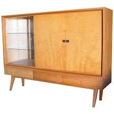 Antique German Display Cabinet Vintage German Mid Century Cabinet German Shrunk For Sale At 1stdibs
