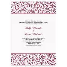burgundy wedding invitations burgundy wedding invitations wedding invitations flat