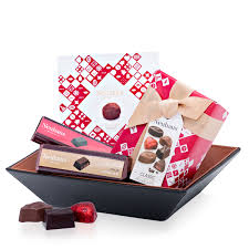 christmas gift basket neuhaus merry christmas gift basket for delivery in the us neuhaus