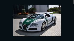 gold and white bugatti dubai police own world u0027s fastest police car cnn style