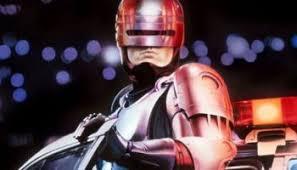 robocop electrocutes himself youtube robocop 2 1990 vhs revival