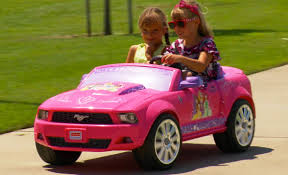 barbie power wheels power wheels disney princess ford mustang youtube