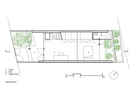 ground floor plan gallery of bamboo house vtn architects 13