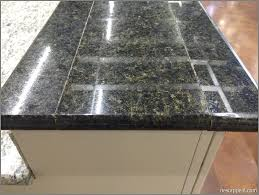 Tile Counters Granite Tile Countertop In Uba Tuba By Lazy Granite Affordable