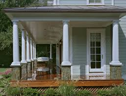 farmhouse porches home build in farmhouse style in kensington md country