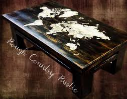 Map Coffee Table Coffee Table Ash Coffee Table Coffee Table Measurements