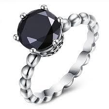 online rings silver images Wholesale vintage rhinestone sterling silver ring 9 silver online jpg