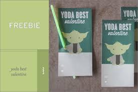 yoda valentines card design wash rinse repeat freebie yoda best