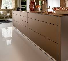kitchen cabinets no handles interior astounding interior design with brown wooden cabinet