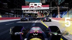formula 4 isyraf danish f1 2017 aor pc f4 s14 round 6 monaco thm786 youtube