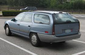 Ford Taurus Width 1992 Ford Taurus Wagon Specifications Pictures Prices