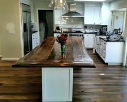 reclaimed wood kitchen island reclaimed wood kitchen island top this counter was custom designed