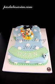25 parasta ideaa vain pinterestissä baby mickey mouse cake