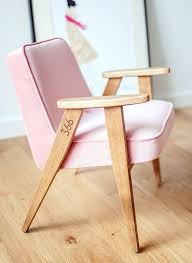 Pink Armchair Pink Chair Silla Rosa Furniture Likes Pinterest