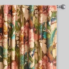 Colorful Patterned Curtains Colorful Curtains Free Home Decor Techhungry Us