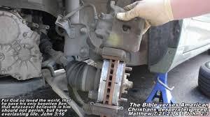 nissan altima 2005 parts front brake pads u0026 rotors