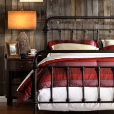 King Metal Headboard Decorate The Bed With Metal Headboards Darbylanefurniture