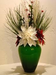 christmas silk floral arrangement 3003 christmas silk floral