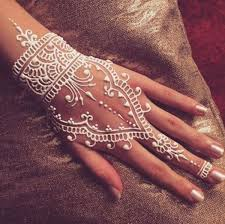henna decorations 25 amazing white henna designs and design