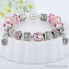 murano charm bracelet images Murano glass beads charm bracelet ba049134cb wrist styles jpg