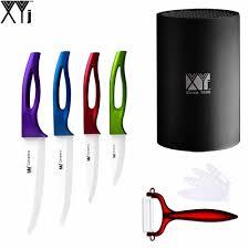 Quality Kitchen Knives Brands Xyj Brand Kitchen Knife Stand Ceramic Knives Ceramic